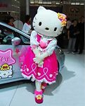 How to Make a Hello Kitty Costume
