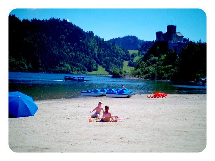 Zamek Dunajec w Niedzica-Zamek, Województwo małopolskie