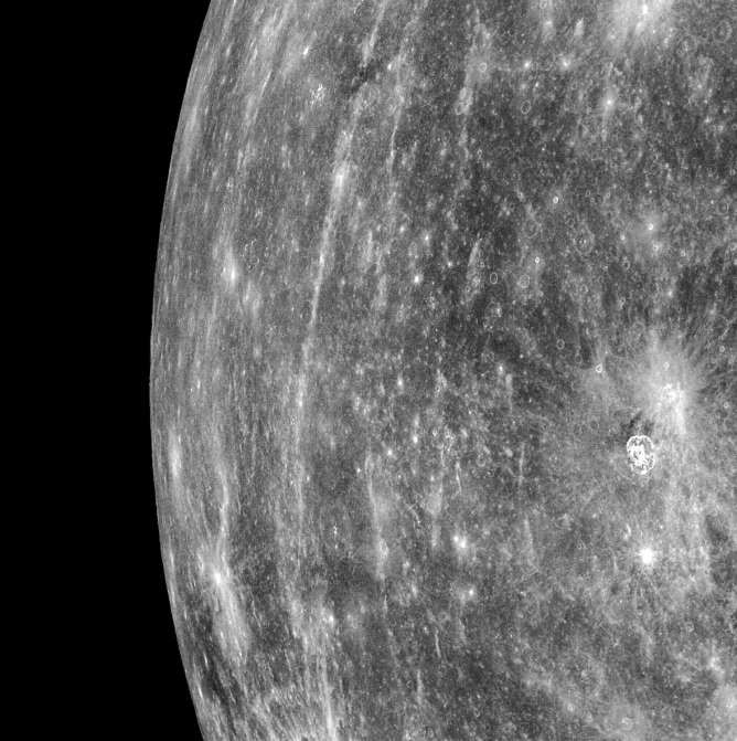 March 17,  2004: NASA'S MESSENGER ENTERS MERCURY'S ORBIT  -    NASA's Messenger becomes the first spacecraft to enter orbit around Mercury. The probe took more than 270,000 pictures before crashing into the surface of Mercury on April 30, 2015.