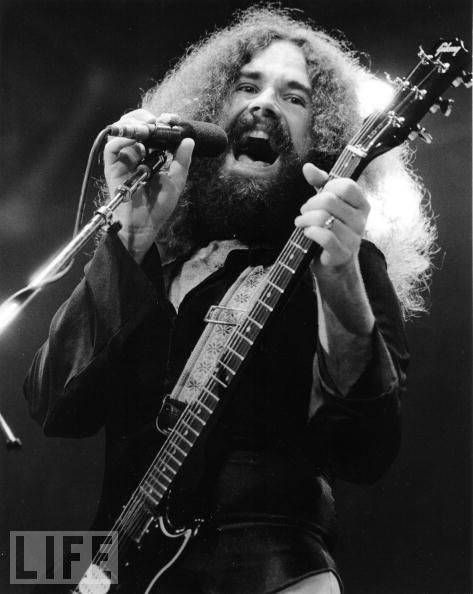 Boston's Brad Delp (June 12, 1951 - March 9, 2007)