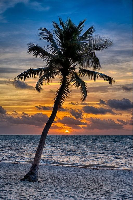 Smathers Beach, Key West, Florida -Love this place, this is the beach I got married on