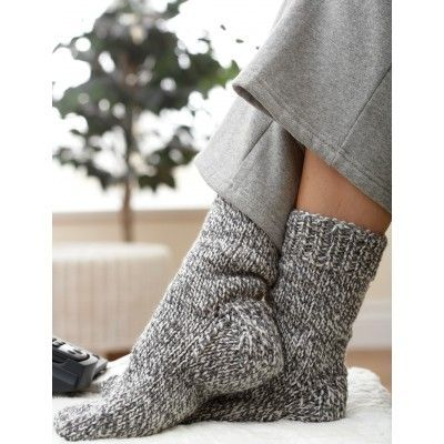 Basic Chunky Sock