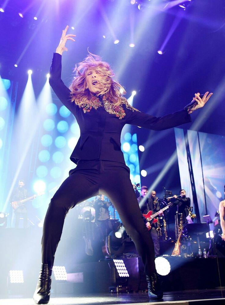 Celine Dion, Show em Paris, 2017