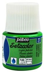 NEW Pebeo Setacolor Light Fabric paint (was called  Transparent)