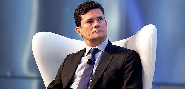 O juiz federal Sergio Moro foi uma das estrelas de um painel sobre combate à corrupção nas Conferências do Estoril, evento que reúne especialistas de diversas partes do mundo nesta semana em Portugal.