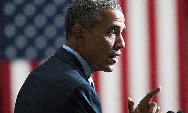 Barack Obama says federal government should make Election Day a national holiday | Daily Mail Online
