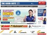 """Up to $200"" back as store credit from The Good Guys - 19th to 21st Nov 2013"