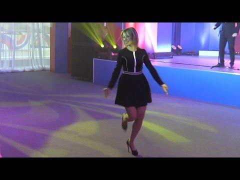 Мария захарова танцевала калинку