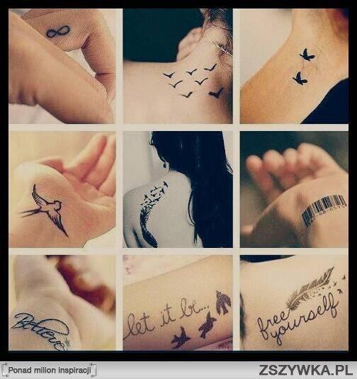 Tatuaże *,,*