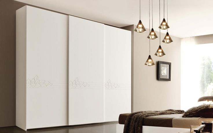 Wardrobe Ibiscus 3an/sc - benedetti Meridian Collection