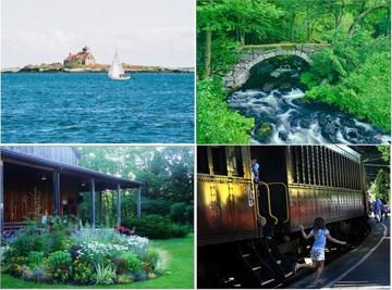Legendary clam shacks. Idyllic beaches. Meandering bike rides. That's what summertime in New England is all about. Whether you want to kayak in the ocean, zip down a mountain, or just cozy up in a rocking chair on a country porch, your New England vacation is waiting at one of these 20 destinations.