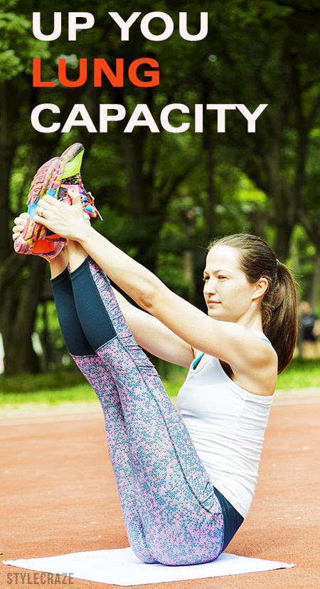 10 Exercises To Increase Lung Capacity