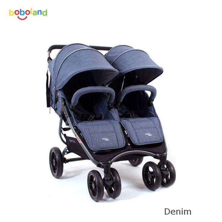 Wozek Blizniaczy Valco Baby Snap Duo Podwojny Wozek Dla Rodzenstwa Stroller Baby Strollers Cute