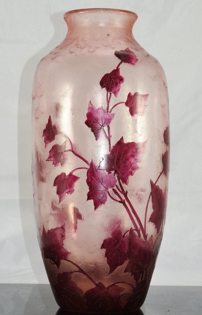 les 160 meilleures images du tableau vases legras sur pinterest vase en verre vases et verrier. Black Bedroom Furniture Sets. Home Design Ideas