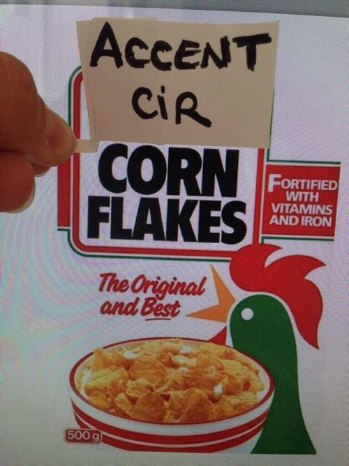 Cornflakes - Suger
