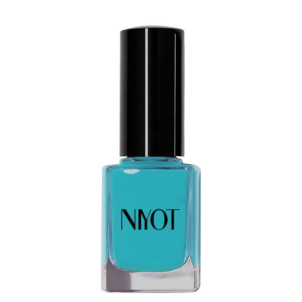 Ocean Nail Polish - Niyot Beauty #bbloggers #mua #nails #nailpolish #nailvarnish #varnish #bluepolish #ocean #summer #niyot #niyotbeauty #nailart