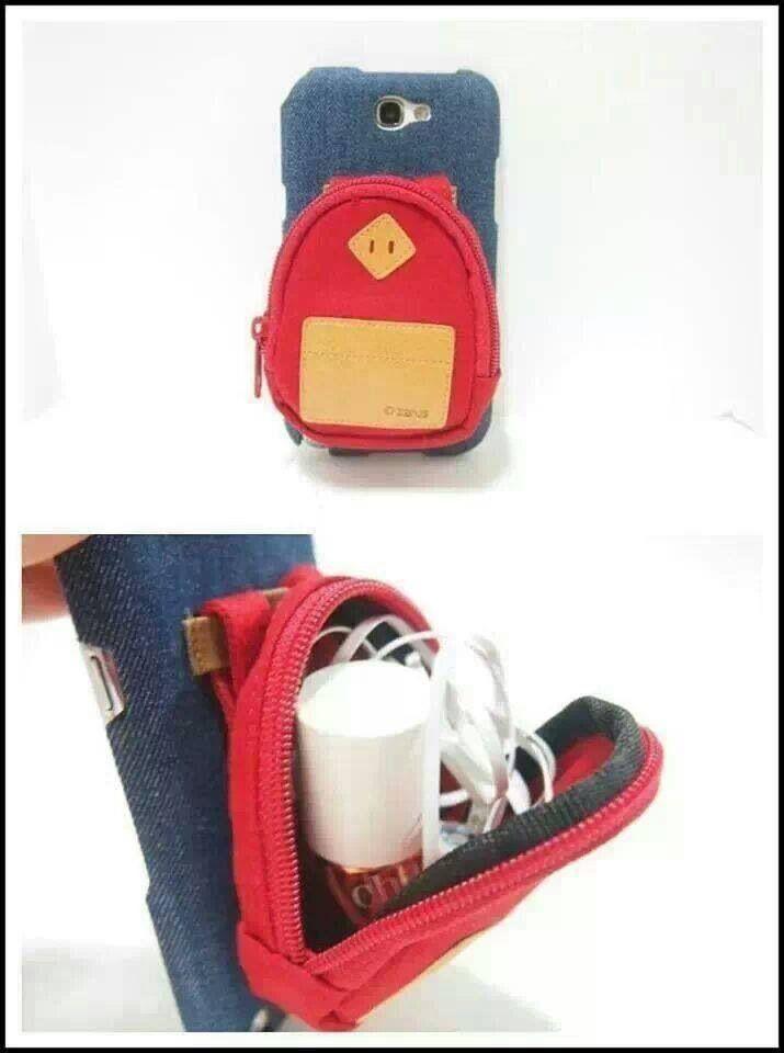 핸드폰 가방