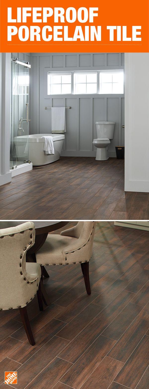 lifeproof porcelain tile home home