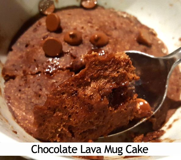 Chocolate cake doesn't have to be on the 'no go' list - you can make it healthier! This is a great recipe from The Healthy Mummy which can be used when you have a chocolate craving!! #healthychocolaterecipes #healthymummy #losebabyweight #mugcake #healthyrecipes