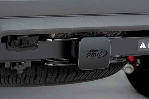 Ford Escape Accessory - OEM Ford Escape Class 2 Trailer Hitch System for 2012 Ford Escape XLT