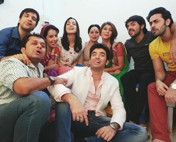 Rangrasiya cast with Sanaya Irani & Ashish Sharma