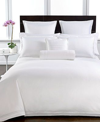 Hotel Collection 800 Thread Count Egyptian Cotton Bedding Collection---OMG!!! I would never leave my bed