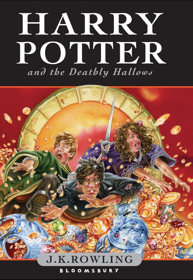 Harry Potter and the Deathly Hallows (UK 2007)