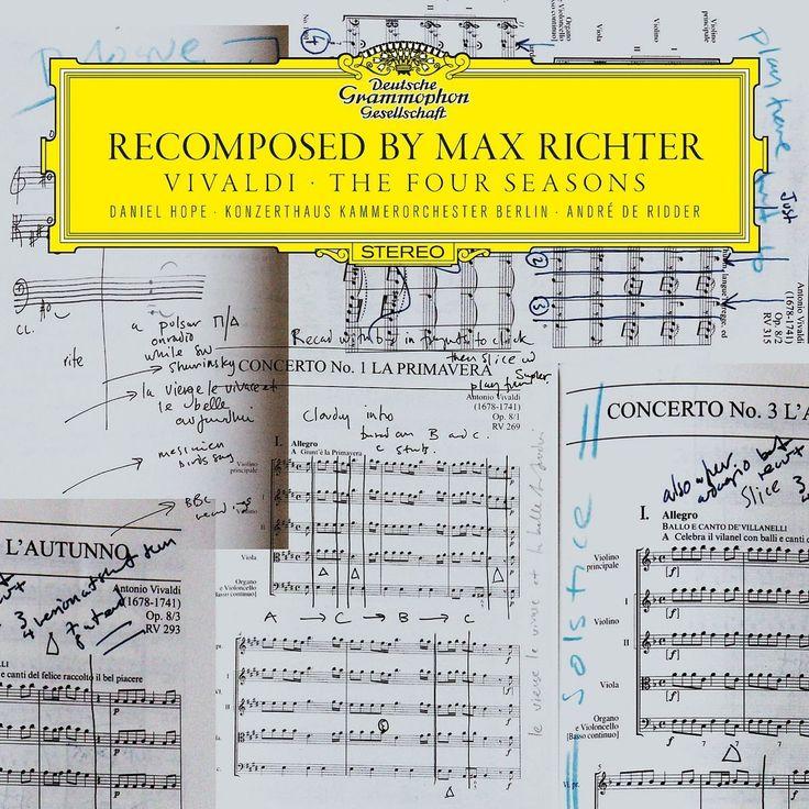Max Richter with Daniel Hope, Konzerthaus Kammerorchester Berlin, André de Ridder - Spring 1 (Recomposed by Max Richter: Vivaldi - The Four Seasons - Deutsche Grammophon DE/2012)