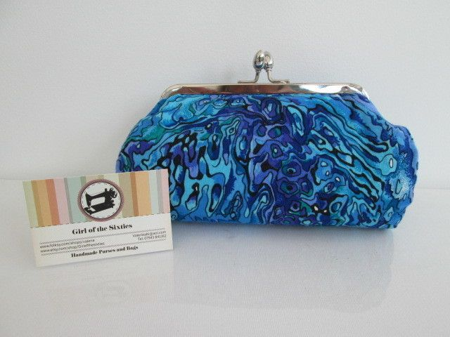 Paua Shell Clutch bag £12.00
