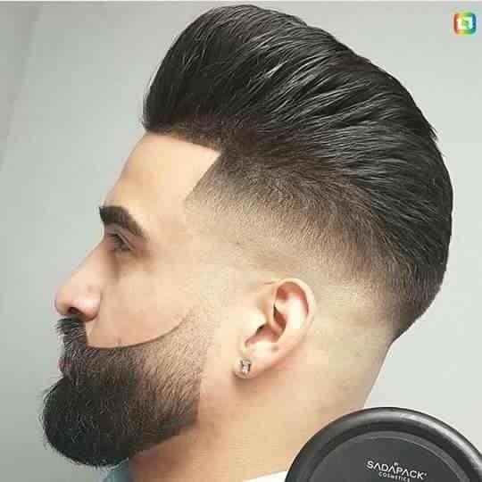 183 Mejores Im 225 Genes Sobre Men Hair And Beard En Pinterest