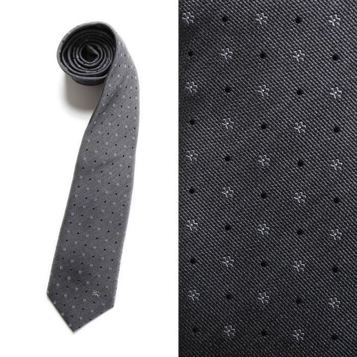 バーバリーブラックレーベルのネクタイです。 2014年秋冬モデル。シックなカラーが特徴の小紋柄ネクタイですね。 詳細はこちら>http://bbl-shop.com/?pid=86628581