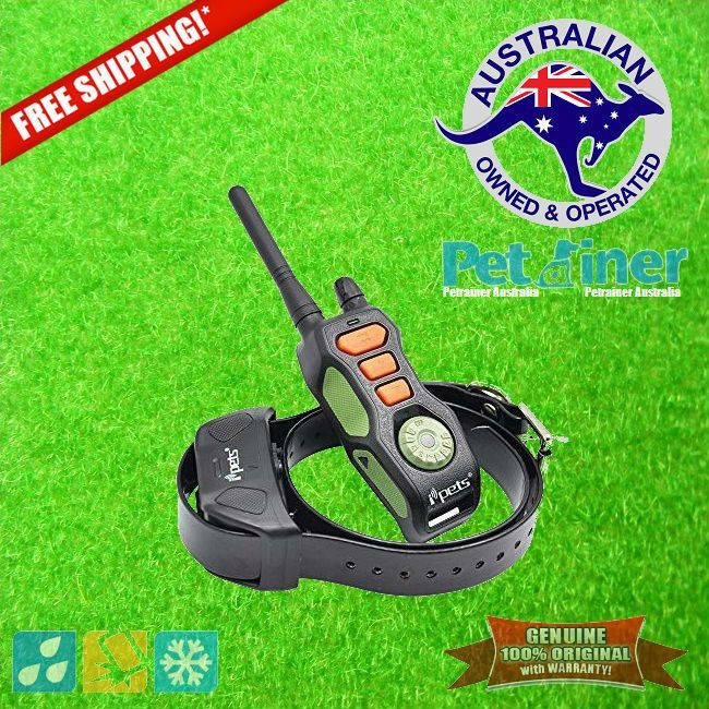 Petrainer PET-618R E-Collar Rechargeable and Submersible