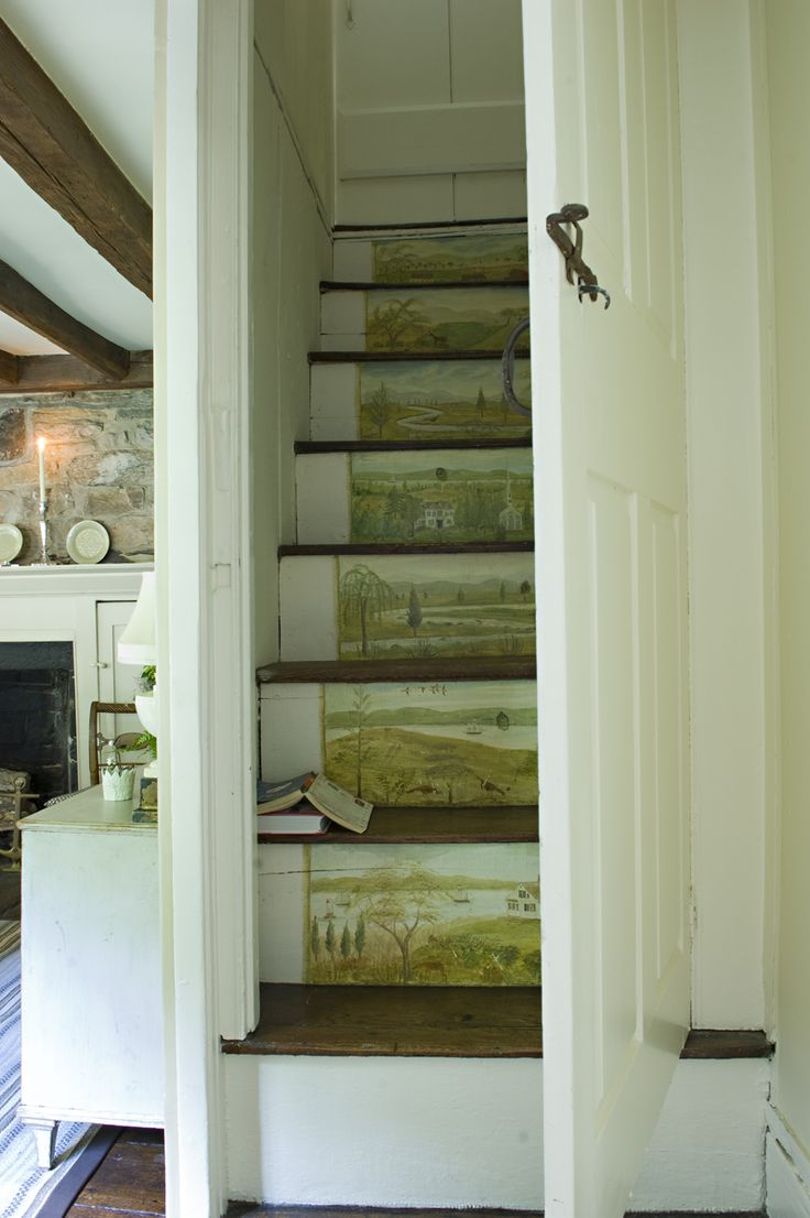 150 best colonial and primitive stairs images on pinterest cathy kincaid interiors love these stairs