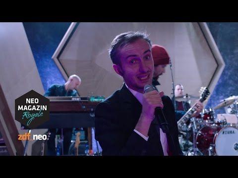 Die ganz, ganz große Show | NEO MAGAZIN ROYALE mit Jan Böhmermann - ZDFneo - YouTube