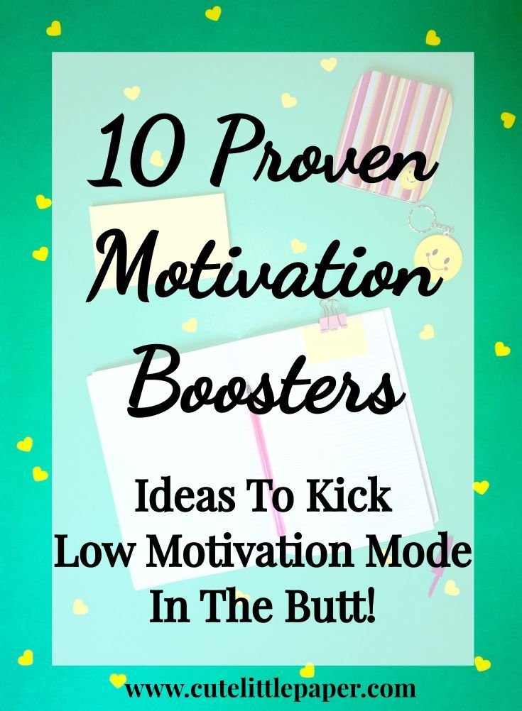 low motivation Motivation is a process that controls and maintains certain behaviors damaged friendships or a demotion at work are all realistic consequences of low motivation.