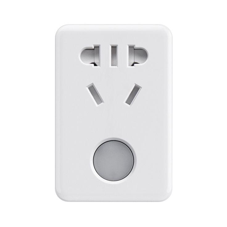 New Smart Home SP Mini WiFi Intelligent Smart Socket Switch Plug Timer Wireless Remote Controller
