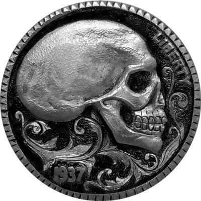 Tattoo inspiration... Paolo 'MrThe' Curcio - Skulls Scrolls