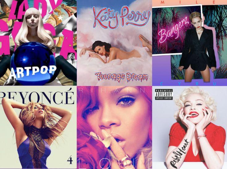 Da Madonna a Lady Gaga, da Rihanna a Beyoncé. Tutte le citazioni più belle e curiose del mondo della musica #Pop
