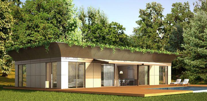 Como Construir Una Casa Prefabricada Paso A Paso Casas Prefabricadas Modernas Casas Prefabricadas Casas Ecologicas