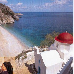Karpathos informatie, stranden apella, kyra, achata, vrouthibaai, Ammopi-Beach, Griekenland eilanden