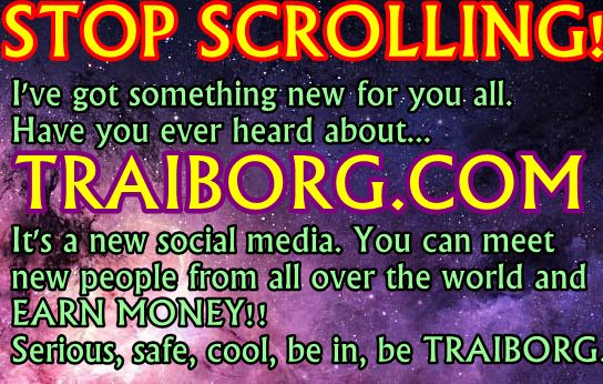 If you're a fan of social networking, I invite you to this other social network where you can manage your accounts facebook, twitter and linkeding from a single platform, you can also advertise on the niche markets that prefer and win it. Also offers an online conference itself and many more marketing tools. Sign up for free here: http://www.traiborg.com/af/7523