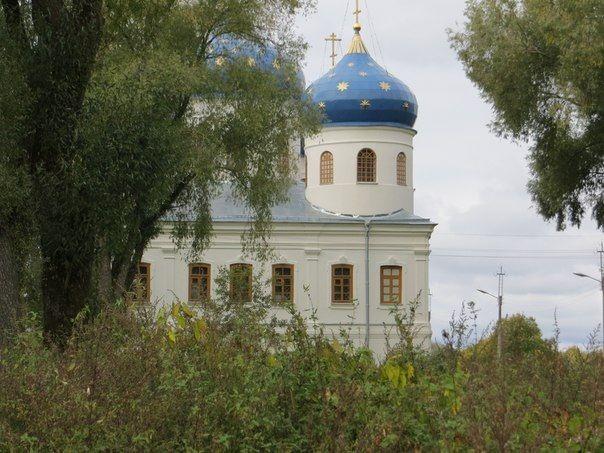 Юрьев монастырь.Новгород