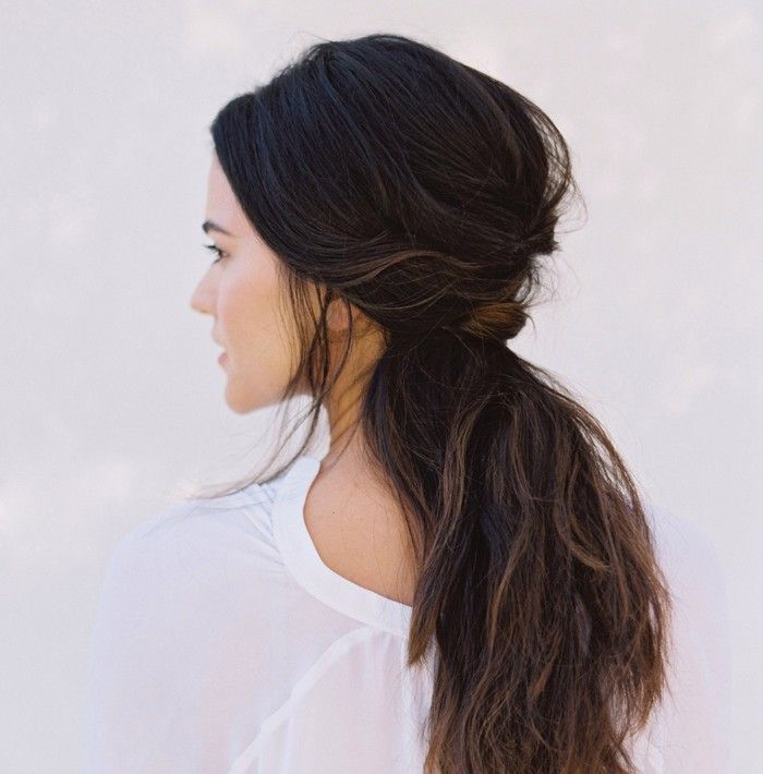 How should you wear your hair for a wedding? We've rounded up nine hairstyle...