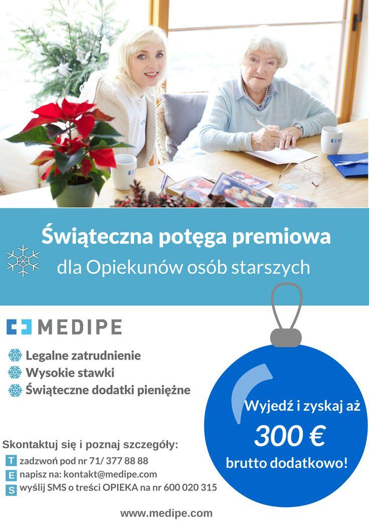 Dodatek za pracę podczas Świąt - 300 € brutto dla każdego!