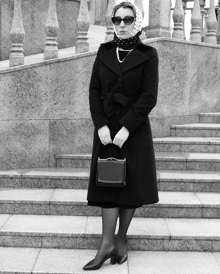 dole vita, italian style, vintage italy, black and white fashion, italy, dolce gabbana look