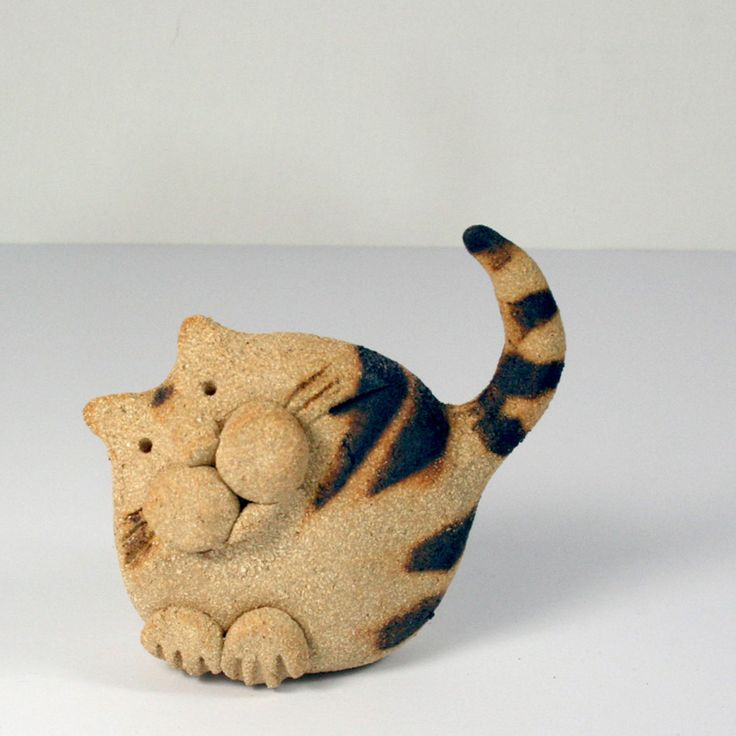 Love this cats chops! He is so cute and at under £20 he's worth taking home even if your #cat might knock him (or her) over!