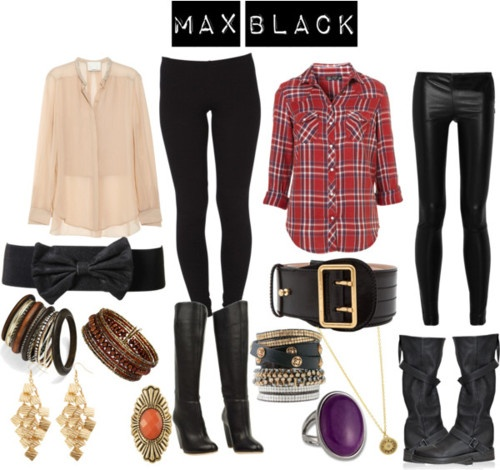 Max Black - 2 Broke Girls