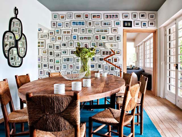 French Country House Interior Inspiration By Artistic Couple