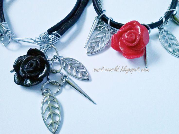 Mój własny kreatywny świat: Róże