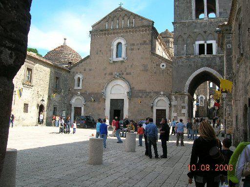 Village of Caserta Vecchia